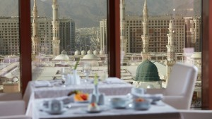 5 STAR HAJJ PACKAGE - NON SHIFTING (WITHOUT AZIZIYAH)